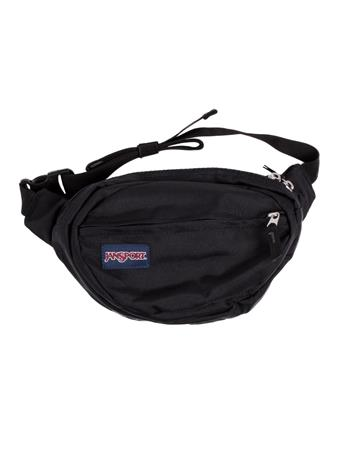 Black Fifth Avenue Fanny Pack