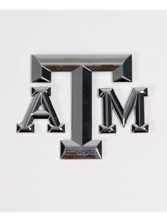 3 Piece Block A&M Logo Peel Emblem