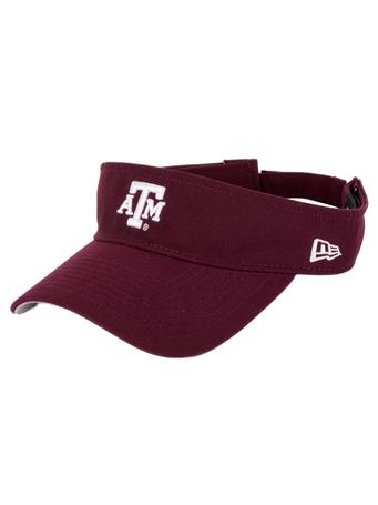 Texas A&M Aggie New Era Essential Visor
