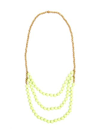 Adera Waterfall Necklace