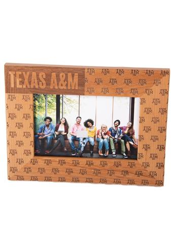 Texas A&M Alderwood Gallery Frame