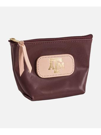 Texas A&M Jon Hart Chico Makeup Bag