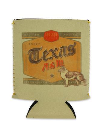 Texas A&M Aggie Kolder Kaddy Can Holder