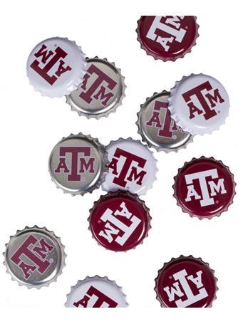 Texas A&M Aggies Bottle Caps