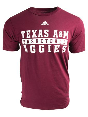 Texas A&M Adidas Sport Series Ultimate T-Shirt