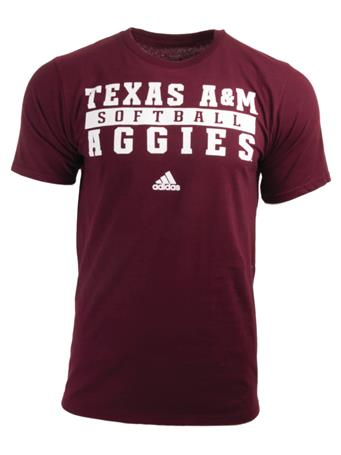 Adidas Texas A&M Sport Series Ultimate T-Shirt