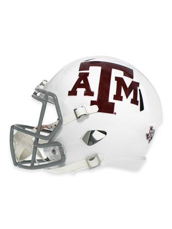 Texas A&M Riddell Aggie Speed Replica Football Helmet