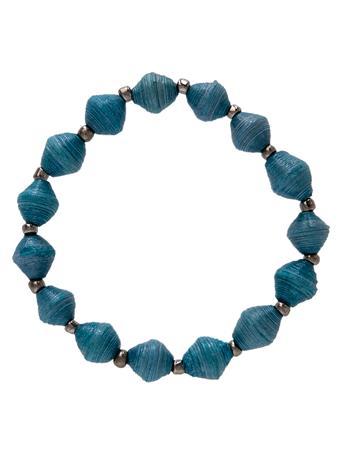 Adera Paper Bead Bracelet