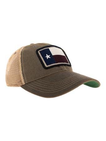 Texas Flag Contend Trucker Hat