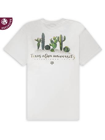 Texas A&M Aggies Sticky Garden T-Shirt