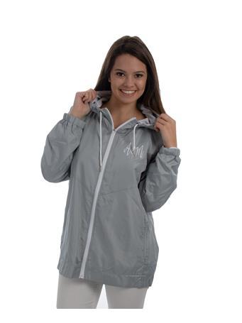 Texas A&M Full Zip Hooded Rain Jacket