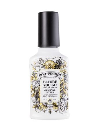 Poo-Pourri 200 Use Original Citrus