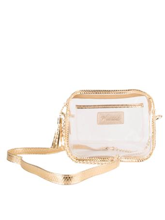 Klutch Gold Box Purse