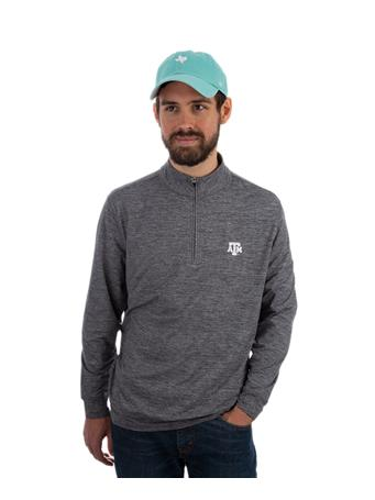 Texas A&M Peached EcoTec Quarter Zip