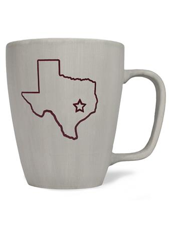 Texas A&M Cream Mug