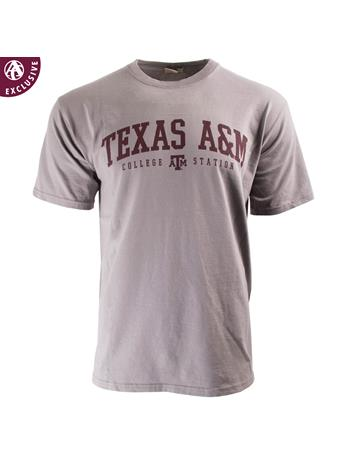 Texas A&M Aggie Basic Block T-Shirt