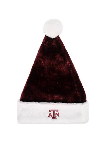 Texas A&M Maroon Santa Hat