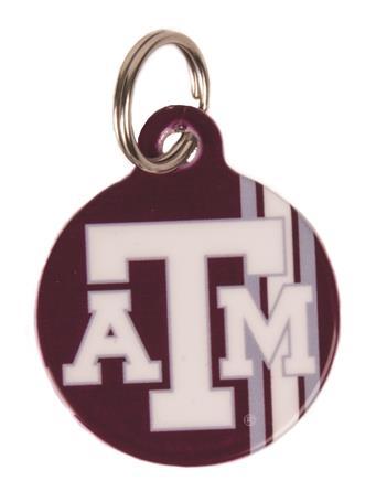 Texas A&M Dog Tag