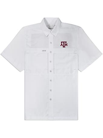 Texas A&M Men's GameGuard MicroFiber Shirt