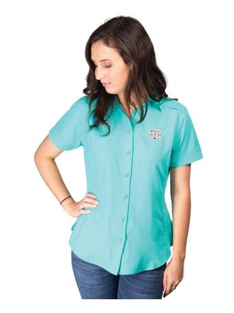 Texas A&M Womens GameGuard Micro Fiber Shirt