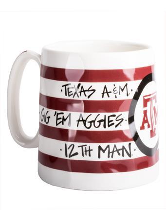 Texas A&M Logo Mug