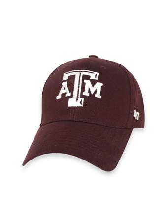 Texas A&M '47 Brand Youth Basic MVP Cap