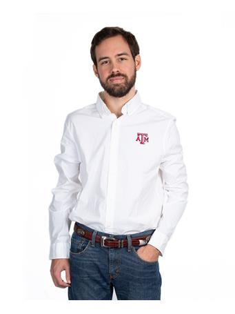 Vineyard Vines Texas A&M Murray Button Down
