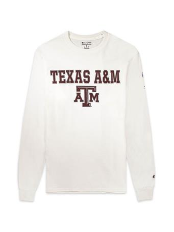 Texas A&M Champion SEC Long Sleeve Tee