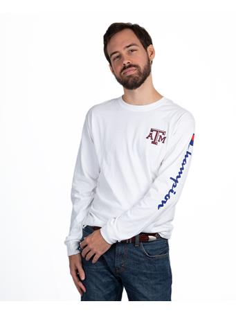 Texas A&M Champion Long Sleeve Tee