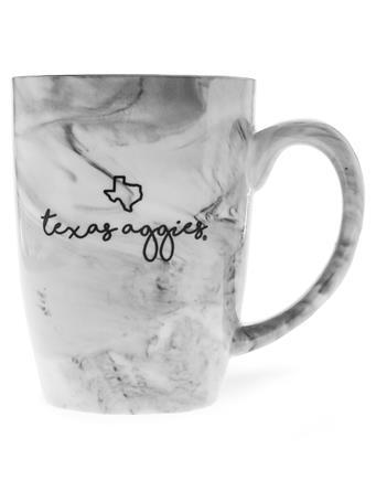Texas A&M Aggies Palermo Marble Mug