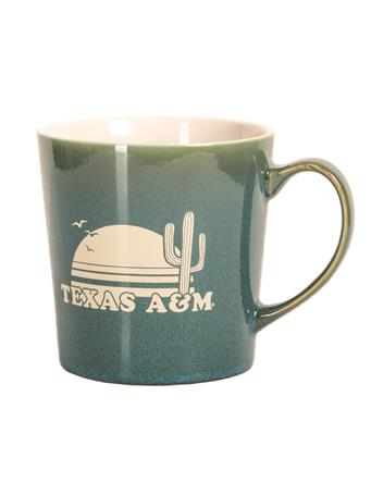 Texas A&M Mona Cafe Mug
