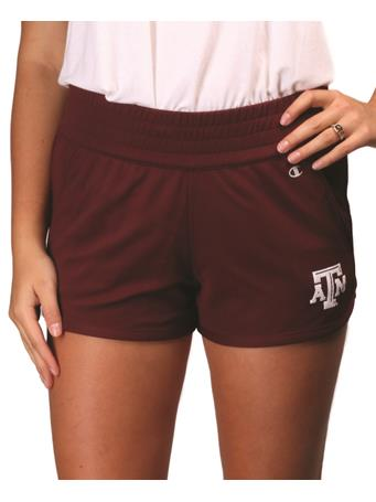 Texas A&M Maroon Champion Endurance Short