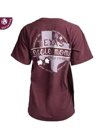 Texas A&M Aggie Mom Raised 'Em Right T-Shirt