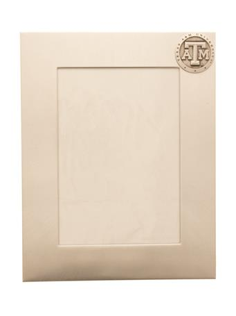 Texas A&M Heritage Pewter Silver Frame