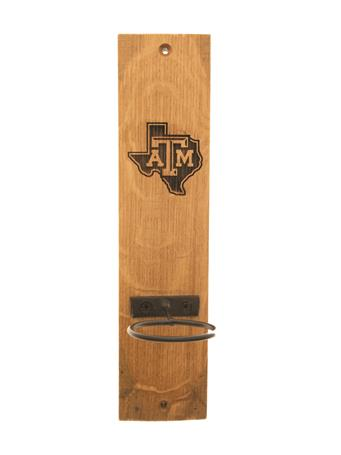 Texas A&M Lone Star Candle Sconce