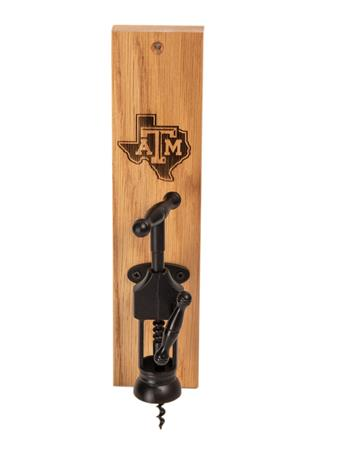 Texas A&M Lone Star Wine Bottle Opener