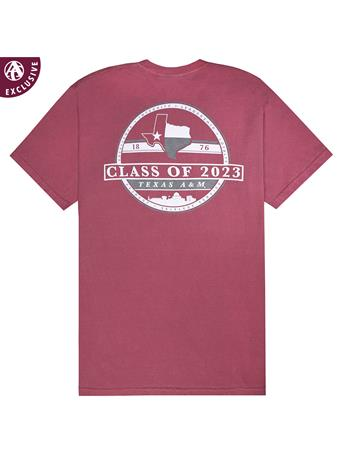 Texas A&M Aggies Class Of 2023 T-Shirt