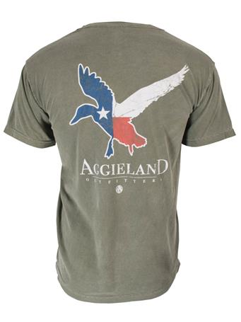 Aggieland Outfitters Landing T-Shirt