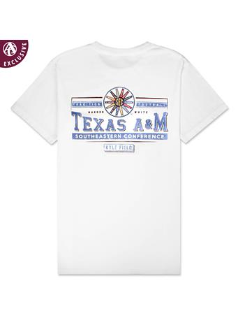 Texas A&M Tradition Football SEC T-Shirt