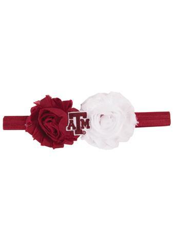 Texas A&M Aggies Flower Headband