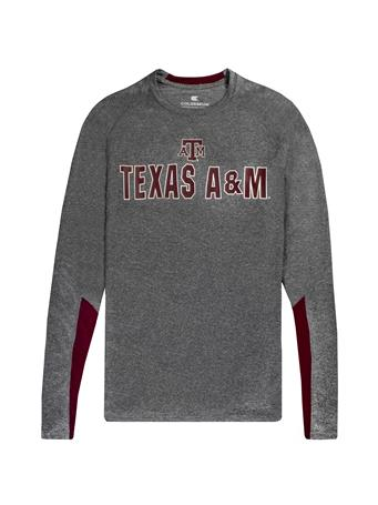 Texas A&M Colosseum Brisbane Long Sleeve Tee