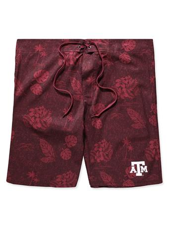 Texas A&M Honolulu Swim Shorts