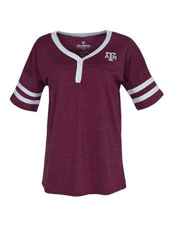 Texas A&M Aggies Florence Henley Top