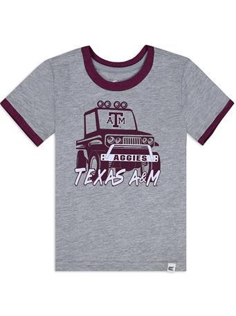Texas A&M Aggies Toddler Mud Flap T-Shirt