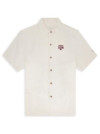Texas A&M Tommy Bahama Al Fresco Tropics Button Down