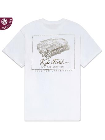 Texas A&M Golden Kyle Field T-Shirt