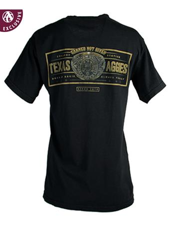 Texas A&M Aggies Once An Aggie Ring T-Shirt