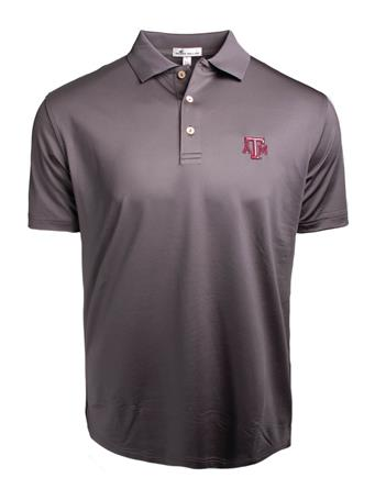 Texas A&M Peter Millar Solid Polo