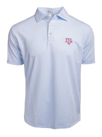 Peter Millar Texas A&M College Stripe Jersey