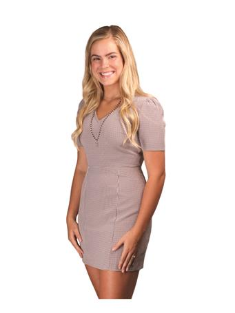 Sadie & Sage Back Button Dress